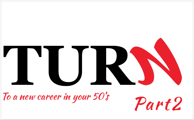 Career Change in your 50's, 50 plus web marketing